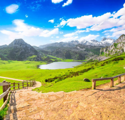 Escapada por los lagos de Covadonga, Asturias